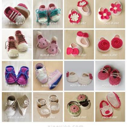 Crochet Pattern 10 for USD43 by Kit..
