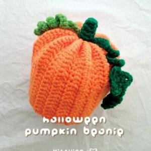 Crochet Pattern Halloween Pumpkins ..