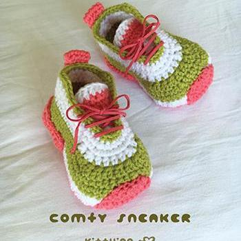 Crochet Pattern Toddler Comfy Toddl..