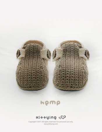 unique design recognized brands sale usa online Khaki Hemp Crochet PATTERN, SYMBOL DIAGRAM (pdf) By Kittying